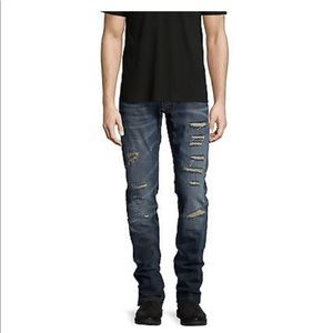 DOLCE & GABBANA Straight Fit Denim, $414, size 46